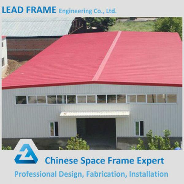 Low Cost Steel Structure Prefab Factory Building for Sale #1 image
