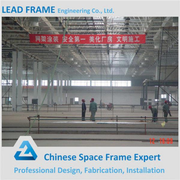 Low Cost Large Size Structural Building Steel For Work shop #1 image