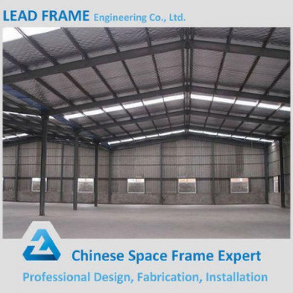 prefab prefabricated construction design steel structure warehouse #1 image