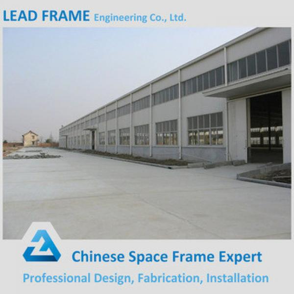 Low Price Construction Design Steel Structure Warehouse #1 image