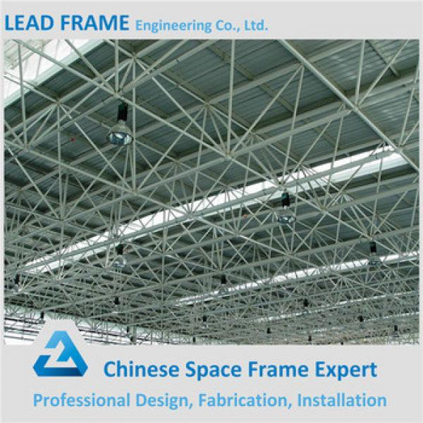 Light Weight Long Span Steel Hall For Factory #1 image