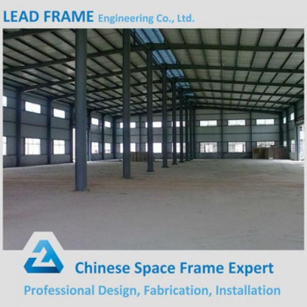 China Supplier Light Weight Metal Structral Prefabricated Steel Building #1 image