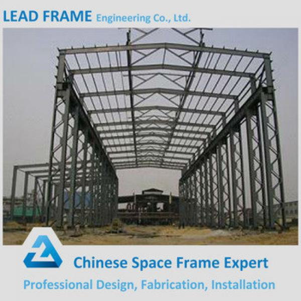 Galvanized light steel structure with roof cover #1 image
