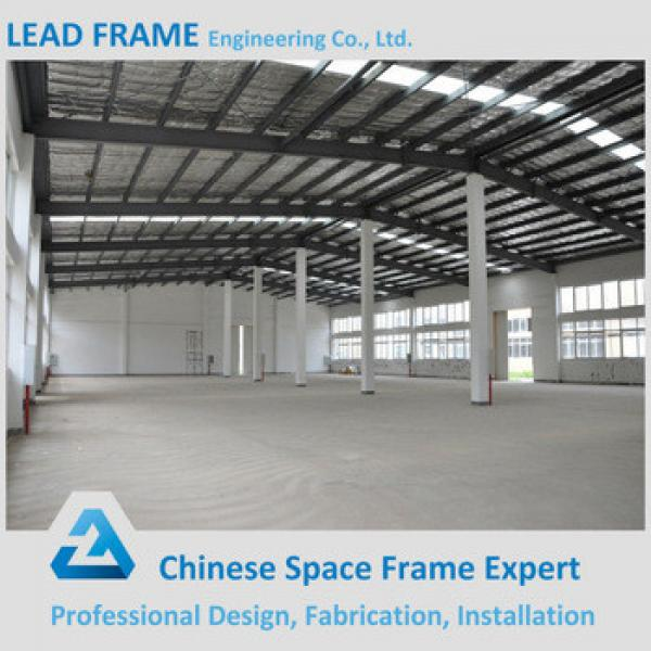 Large Span Steel Structure Fabricated Steel Metal Warehouse #1 image