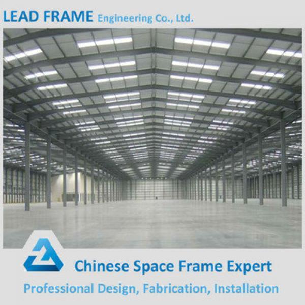 long span prefab steel wareho #1 image