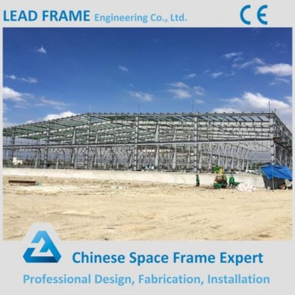 warehouse shed solar space frame steel structure #1 image