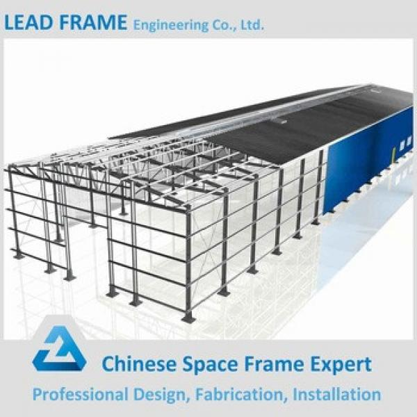 Fast Installation Prefabricated Long Span Steel Structure #1 image
