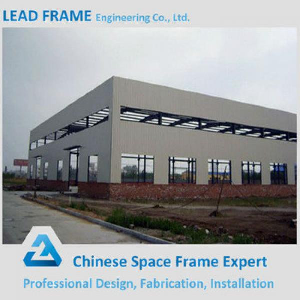 Multipurpose Fabricated Steel Metal Warehouse High Quality #1 image