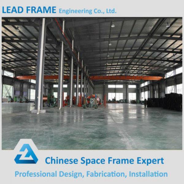 Large Factory Roof Design Steel Structural Steel Frame Workshop #1 image