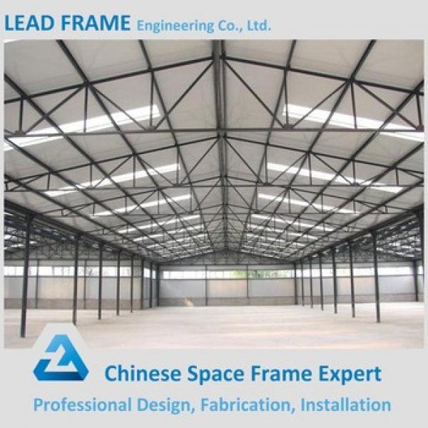 economical prefabricated iron structure building workshop #1 image