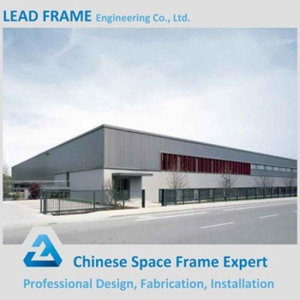 Hot selling prefabricated building construction workshop #1 image