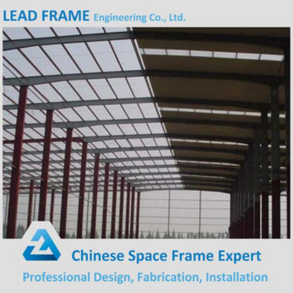 easy quick installation prefabricated dome steel warehouse #1 image