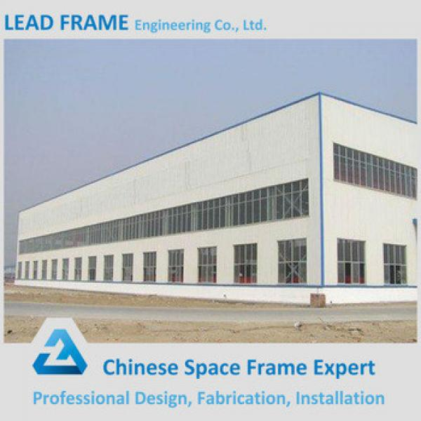 2017 New Design Pre Engineering Steel Structure Building Made In China #1 image
