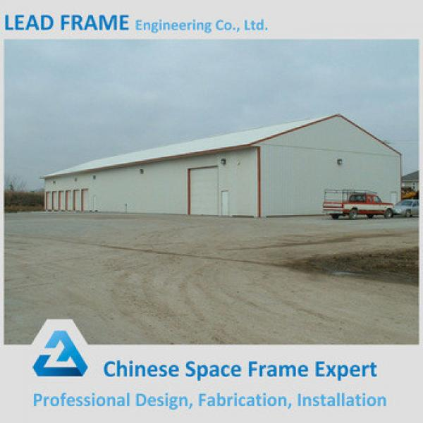 China supplier light weight steel structure prefabricated warehouse #1 image