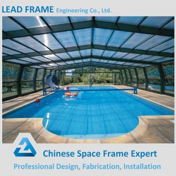 Galvanized Lightweight Steel Frame Swimming Pool #1 image