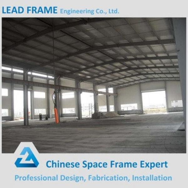 Steel Structure Warehouse With Sandwich Wall Panel #1 image