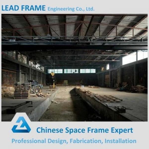 Galvanized Light Tubular Steel Structure for Workshop/Warehouse #1 image