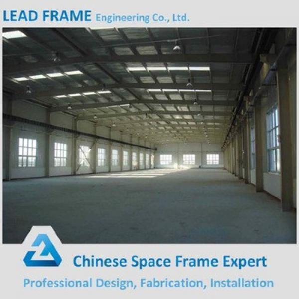 Industrial Shed Building Construction Steel Frame Structure #1 image