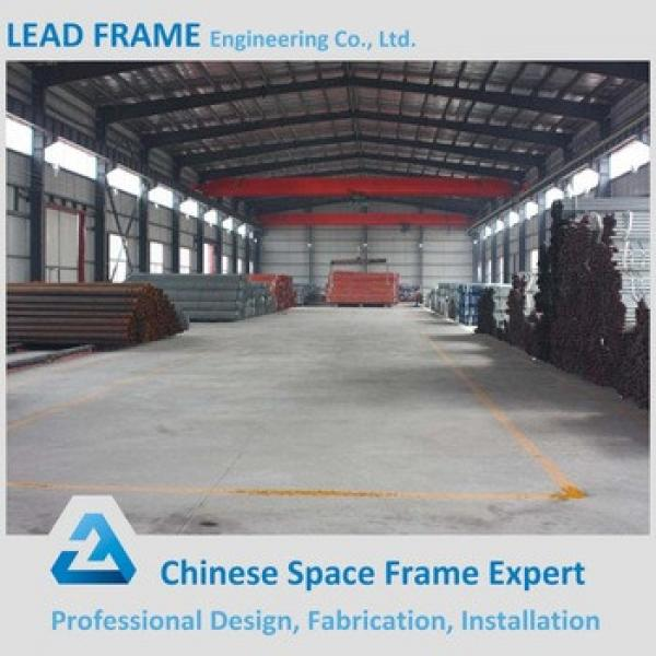 Prefabricated Steel Structure Workshop/Galvanized Light Steel Frame #1 image