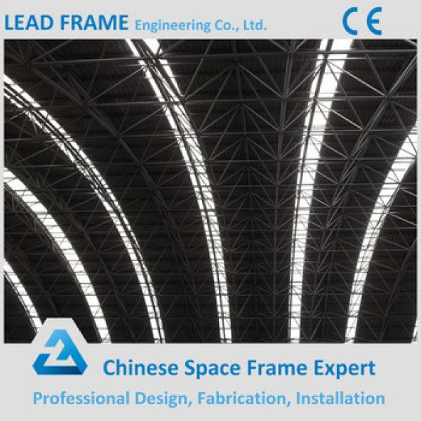 Structural Steel Space Frame Swimming Pool Roof #1 image