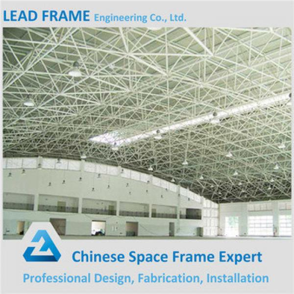 Space Frame Warehouse Steel Structure Metal Building #1 image