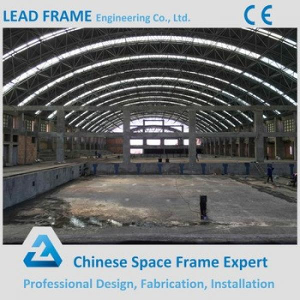 Northern China Suppliers Steel Roof Trusses Prices Swimming Pool Roof #1 image