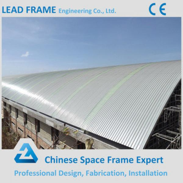 Prefab space frame swimming pool construction #1 image