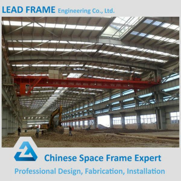 Prefabricated Space Frame Steel Construction Warehouse #1 image