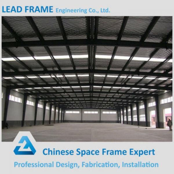 China Economic Prefab Steel Frame Workshop with High Quality #1 image