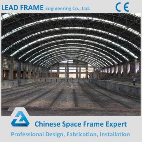 Superb Prefab light steel swimming pool roof #1 image