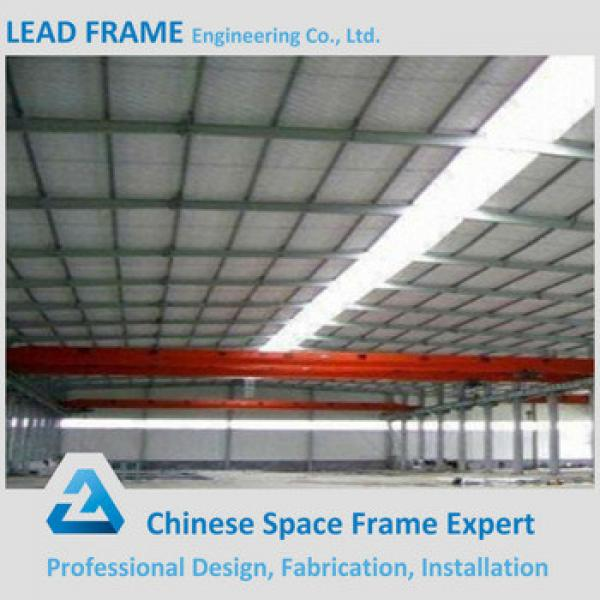 galvanized steel structure space frame for warehouse #1 image