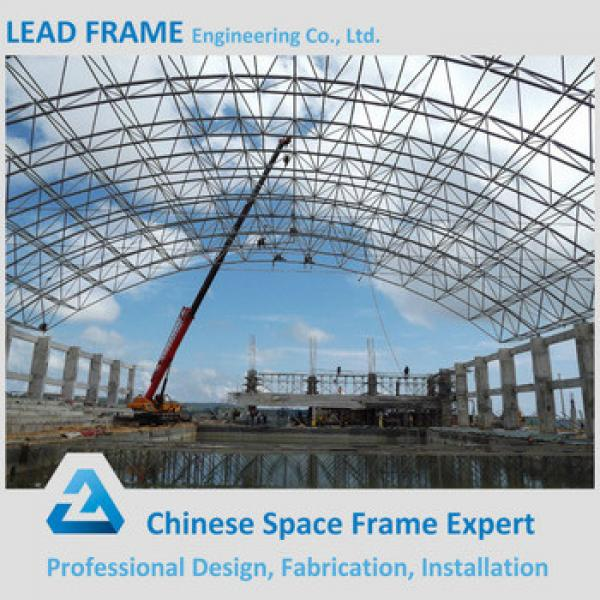 Light Structure Space Frame Roof Swimming Pool Canopy #1 image