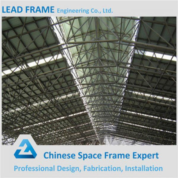 Prefab Insulated Light Steel Roof Truss Design for Warehouse #1 image