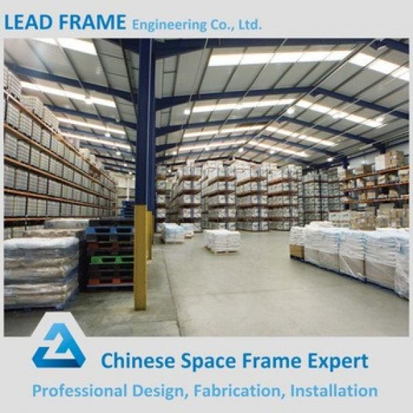 Light Frame Construction Prefab Steel Structure Warehouse #1 image