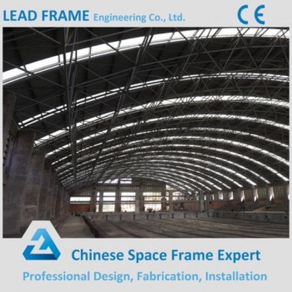Cheap Light Steel Space Framing Swimming Pool Roof #1 image