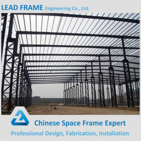 Long span steel structure industrial shed designs #1 image