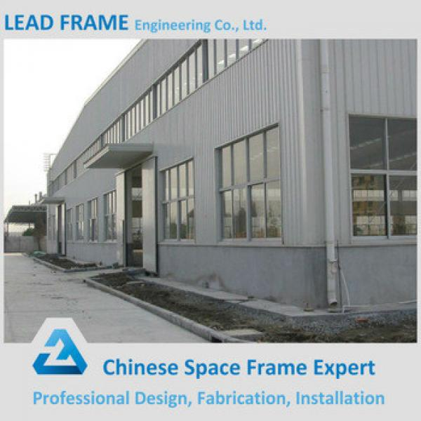 Prefab light steel low cost industrial shed designs #1 image