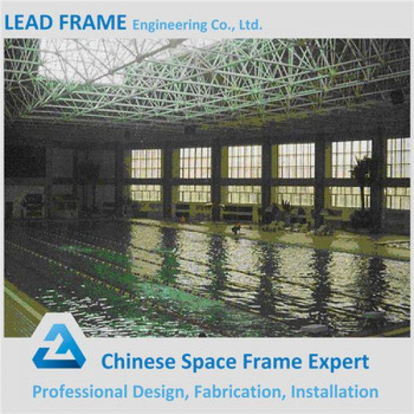Xuzhou Suppliers Space Frame Truss Design Pool Cover #1 image