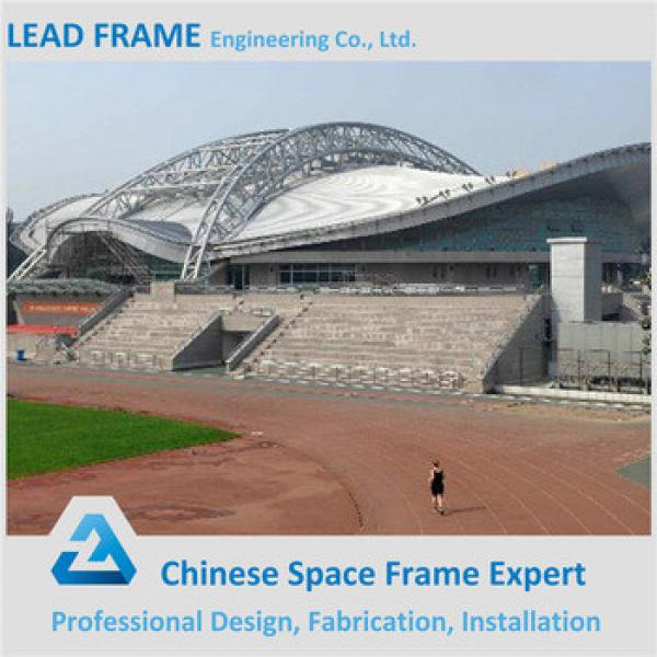 Galvanized steel structural stadium roof material #1 image