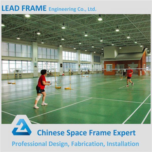 Good Security Steel Structure Prefab Gymnasium #1 image