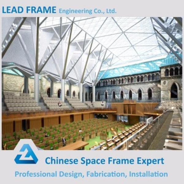 Fast Assembling Curved Glass Roof Sunroom Made In China #1 image