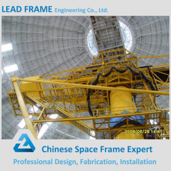 Prefabricated Space Frame Steel Structure Engineering #1 image
