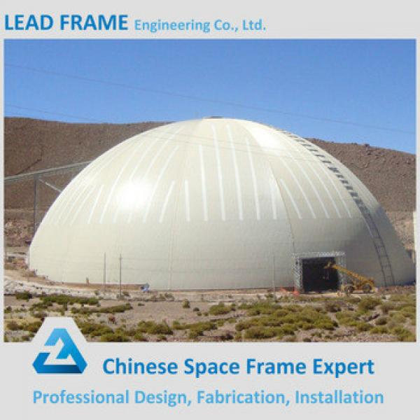 Prevent Dust Steel Space Frame Dome Building for Storage #1 image