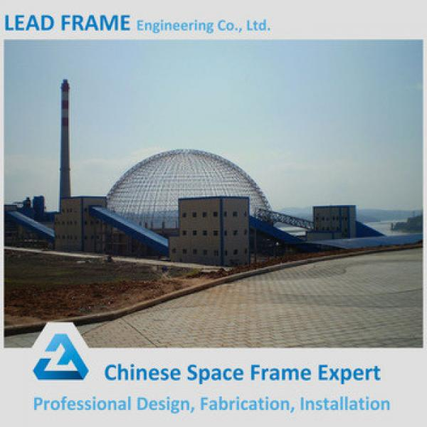 Design Steel Dome Structure Of Space Frame Exported To Africa #1 image