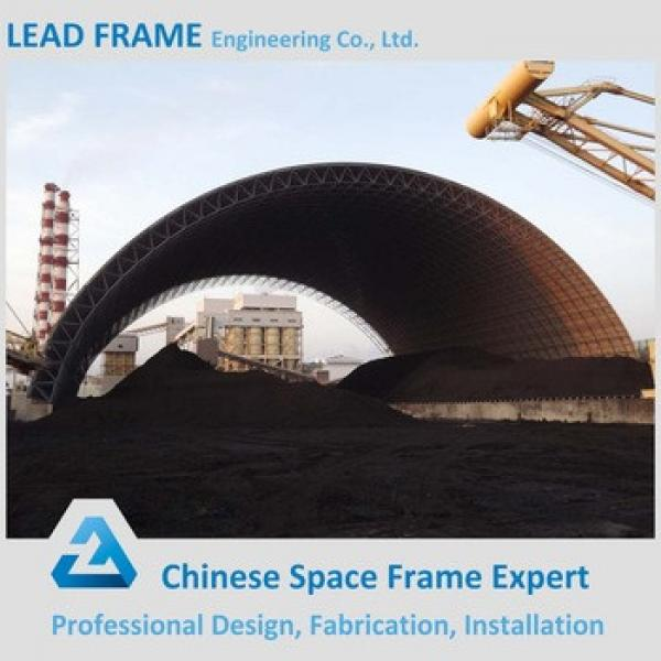 High Quality Steel Space Frame Structure For Coal Mine #1 image