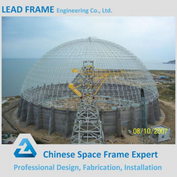 Welded Spaceframe Dome Structure #1 image