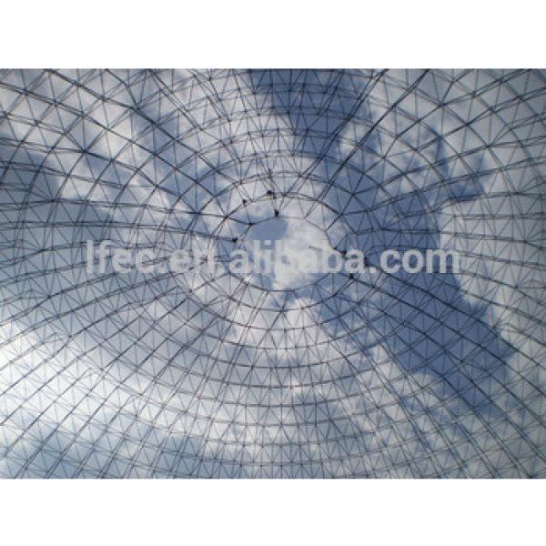 steel space frame C shape channel #1 image