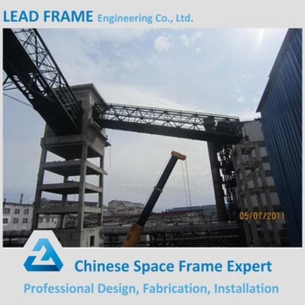 Prefabricated Space Frame Structure Steel Frame Bridge #1 image