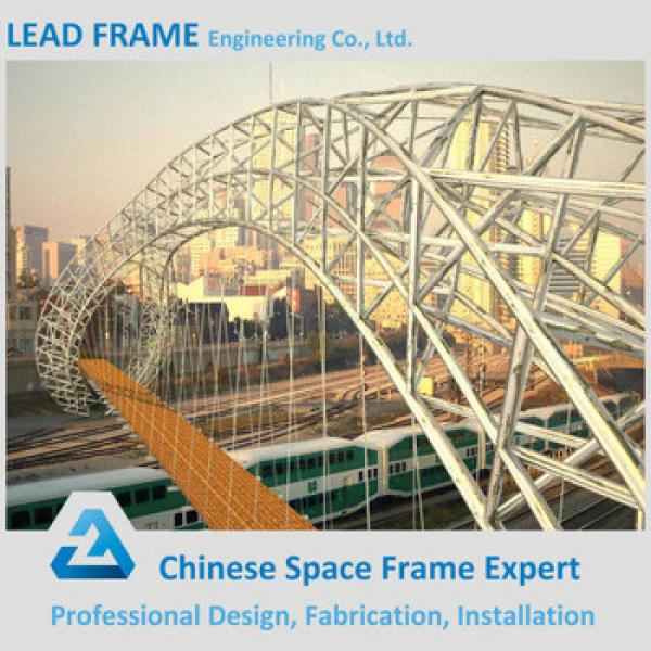 easy installation space frame ball for steel trestle #1 image