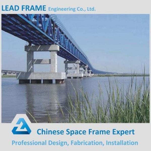 Good Quality Light Steel Structure Steel Bridge For Sale #1 image